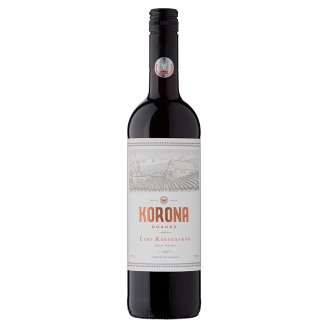 Egri Korona Borház Egri Kékfrankos Barrique Dry Red Wine 12,5% 750 ml