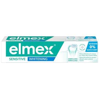elmex Sensitive Whitening fogkrém 75 ml