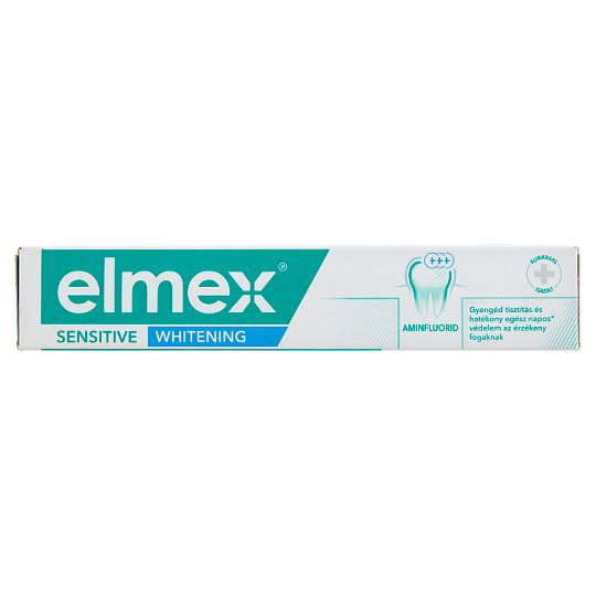 elmex Sensitive Whitening Toothpaste 75 ml