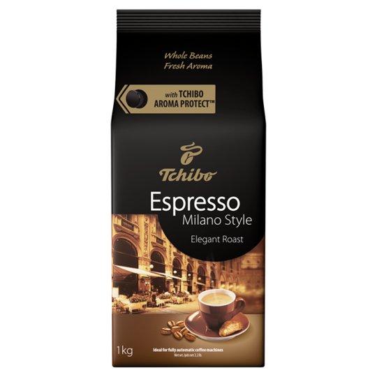 Tchibo Espresso Milano Style szemes, pörkölt kávé 1 kg
