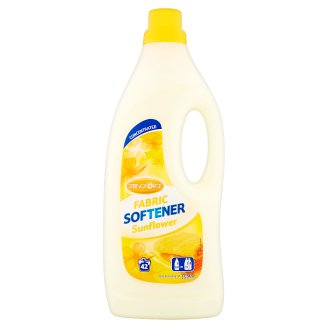 Springforce Sunflower Fabric Softener 42 Washes 1,5 l