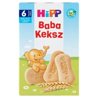 HiPP Organic Biscuit for Babies 8+ Months 150 g