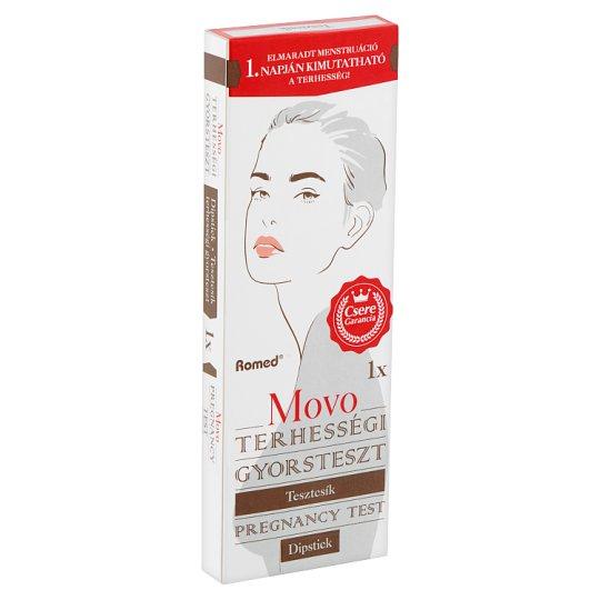 Movo Romed tesztcsík terhességi gyorsteszt