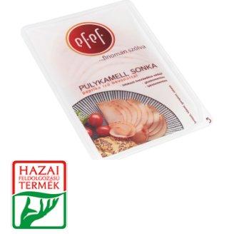 eFeF szeletelt pulykamell sonka paprika ízű bevonattal 90 g