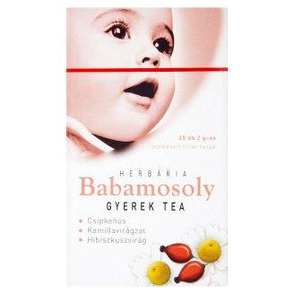 Herbária Babamosoly gyerek tea 20 filter 40 g