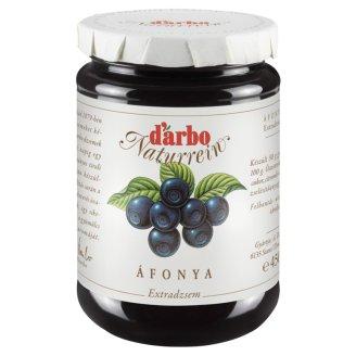 Darbo Blueberry Extra Jam 450 g