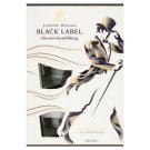 Johnnie Walker Black Label Scotch Whisky + 2 Glasses 40% 0,7 l