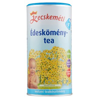 Kecskeméti Gluten-Free Sweet Cumin Baby Granule Tea 4+ Months 200 g