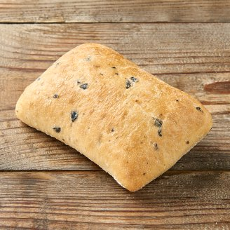 Ciabatta with Olives 85 g