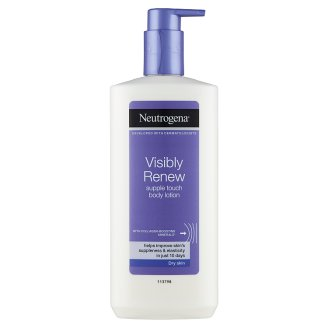 Neutrogena Norwegian Formula Visibly Renew Body Lotion with Minerals for Dry Skin 400 g