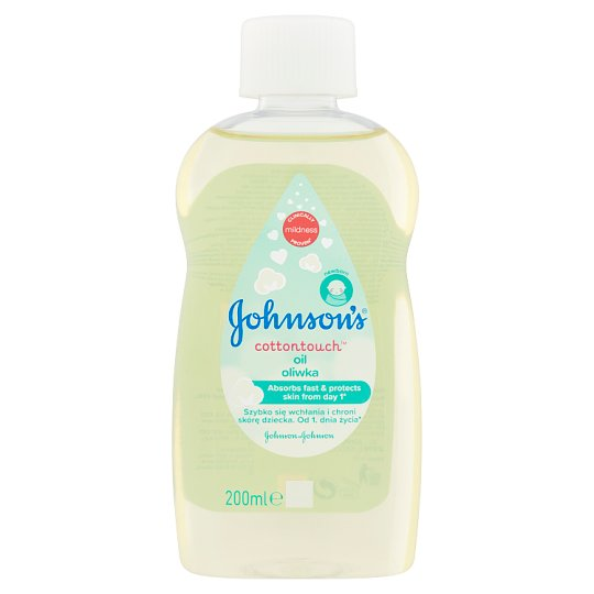 JOHNSON'S® CottonTouch™Baby Oil 200 ml