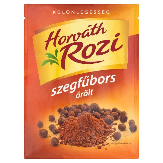 Horváth Rozi Ground Allspice 15 g