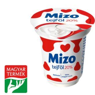 Mizo tejföl 20% 150 g