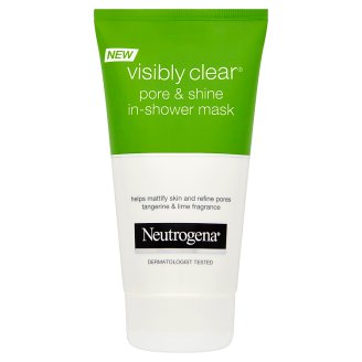 Neutrogena Visibly Clear Pore & Shine In-Shower Mask 150 ml