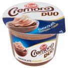 Zott Cremore Duo Chocolate Pudding + Cream 200 g