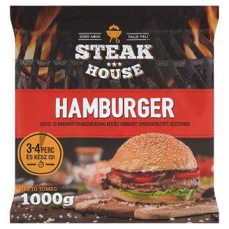 Steak House gyorsfagyasztott hamburger 1000 g