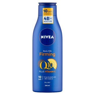NIVEA Q10 Energy+ Body Milk for Dry Skin 250 ml