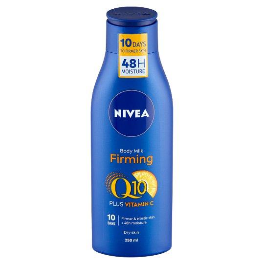 NIVEA Q10 Energy+ testápoló tej száraz bőrre 250 ml