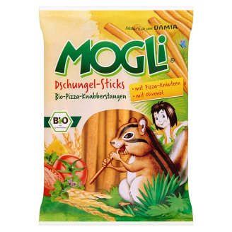 MOGLI Bio Dzsungel-Sticks dzsungel rudacskák 75 g
