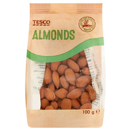 Tesco Almonds 100 g