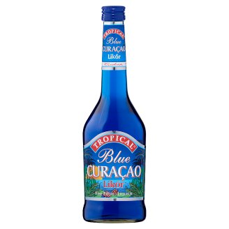 Tropical Blue Curaçao Liqueur 15% 0,5 l