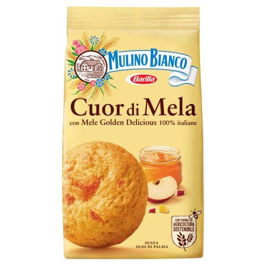 Mulino Bianco Cuor di Mela Apple Jam Filled Biscuits 250 g