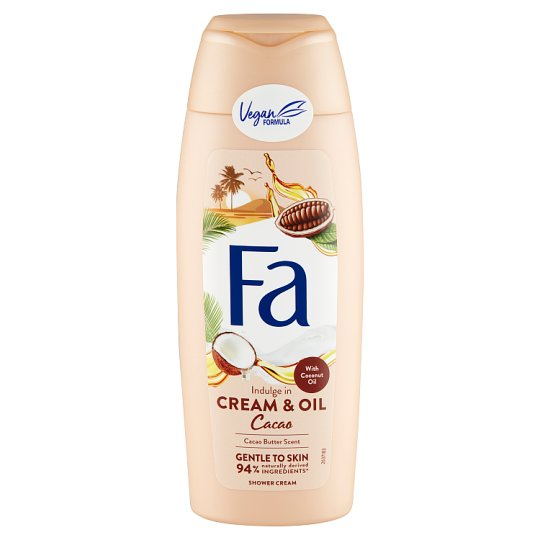 Fa Cream & Oil Cacao Shower Cream 250 ml
