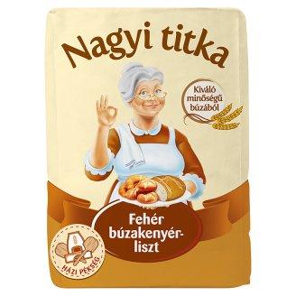 Nagyi titka White Bread Flour BL 80 1 kg