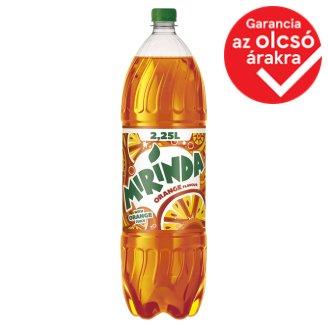 Mirinda Orange Carbonated Soft Drink wit Sweeteners 2,25 l