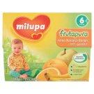 Milupa Frutapura alma-narancs-banán gyümölcspüré 6 hó+ 4 db 400 g