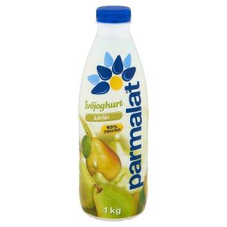 Parmalat zsírszegény körtés ivójoghurt 1 kg
