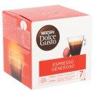 Nescafé Dolce Gusto Espresso Generoso őrölt pörkölt kávé 16 db 112 g