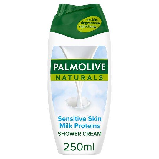 Palmolive Naturals Sensitive with Milk Protein tusfürdő 250 ml