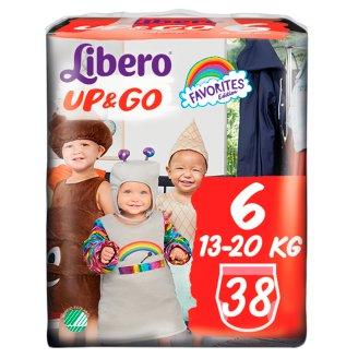Libero Up&Go 6 13-20 kg prémium bugyipelenka 38 db