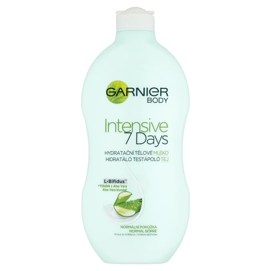 Garnier Body Intensive 7 Days Hydrating Body Milk for Normal Skin 400 ml