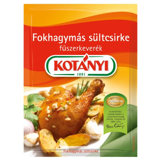 Kotányi Garlic Roast Chicken Seasoning Mix 30 g