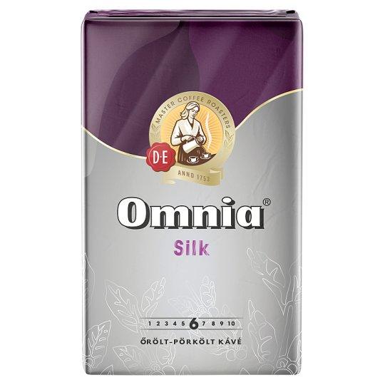 Douwe Egberts Omnia Silk Roasted Ground Coffee 1000 g