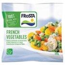 FRoSTA gyorsfagyasztott francia serpenyős zöldségkeverék 400 g
