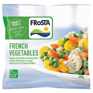FRoSTA Quick-Frozen French Vegetables 400 g