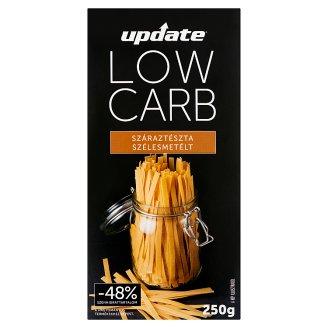 Update Low Carb szélesmetélt 4 tojásos száraztészta 250 g