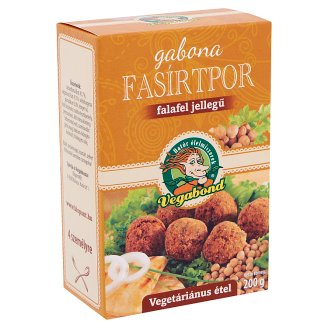 Vegabond Falafel Style Grain Meatloaf Powder 200 g