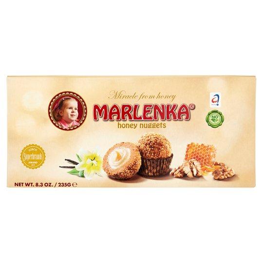 Marlenka Classic Honey Nuggets 235 g