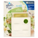 Glade by Brise Discreet Electric Bali Sandalwood and Jasmine Electric Gel Air Freshener 8 g