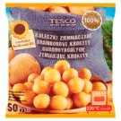 Tesco Quick-Frozen, Half-Made Spicy Potato Balls in Crispy Coat 750 g