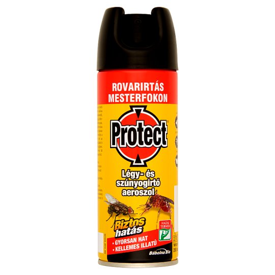 Protect Fly and Mosquito Killer Aerosol 200 ml