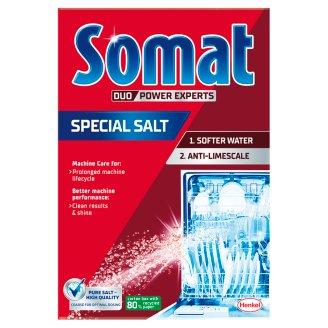 Somat vízlágyító mosogatógép só 1,5 kg