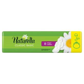 Naturella Classic Basic Maxi Camomile Egészségügyi Betét, 8 db