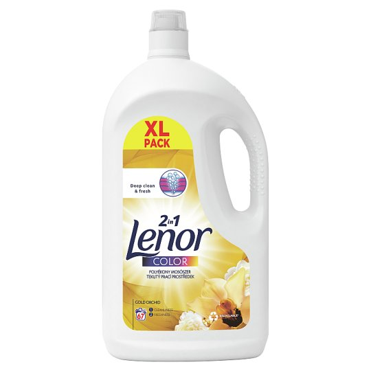 Lenor Washing Liquid Gold Orchid 3.685 L 67 Washes