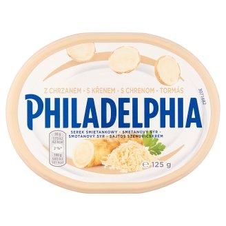 Philadelphia Cheese Spread with Horseradish 125 g
