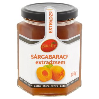 Pacific sárgabarack extradzsem 300 g